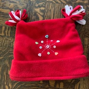 Other - Gap Candy Heart Hat